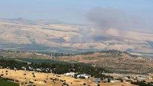 """صوت انفجار اعقبه تصاعد للدخان في التلال المشرفة على مستعمرة """"يفتاح"""" المقابلة لبلدة بليدا ولم تعرف اسبابه بعد"""