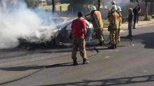 بعد الحريق الذي شب في سيارة في بنت جبيل.. مركز اطفاء اتحاد بلديات القضاء يوضح منعاً للإلتباس