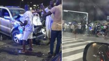 معلومات عن إصابات من أبناء الجالية اللبنانية في حادث سير مروع في ساحل العاج