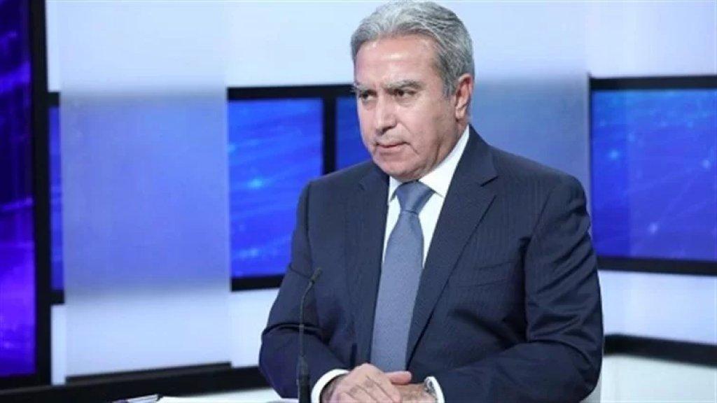 """وزير السياحة: """"السياحة هي الركن والركيزة الأساسية لإعادة تنشيط الوضع الاقتصادي"""""""