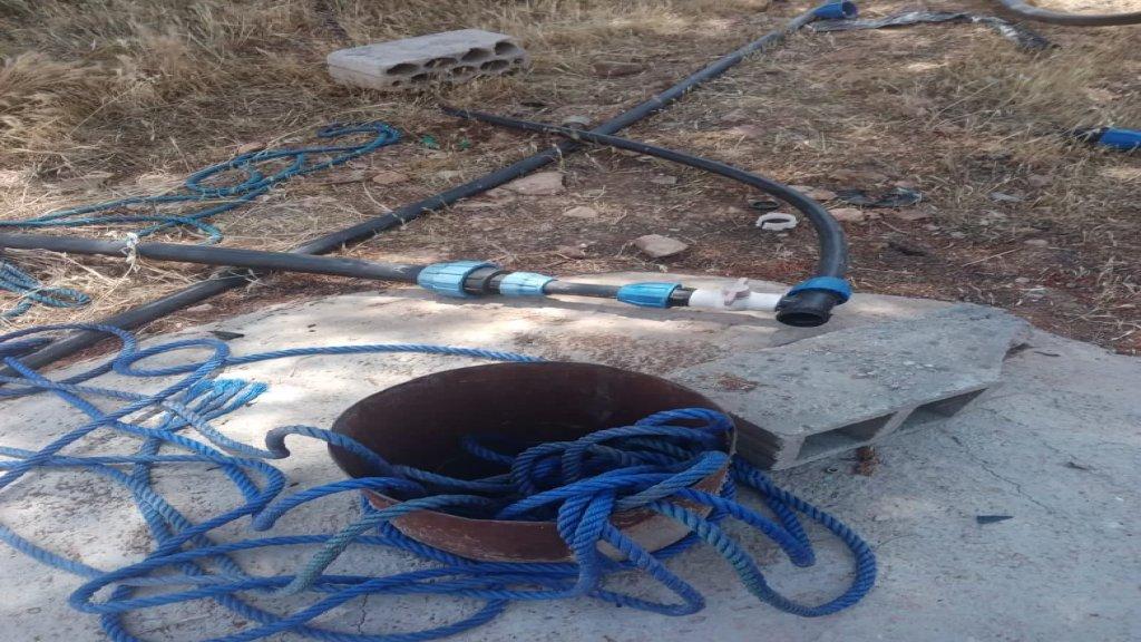 مجهولون دخلوا الى دير مار رومانوس في جبولة وسرقوا محولات للكهرباء وكأس القربان
