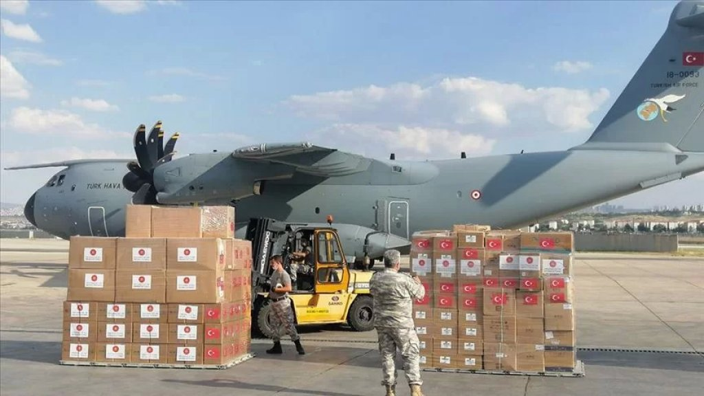 سفير تركيا: سلمنا مساعدات إنسانية إلى 150 ألف شخص في لبنان خلال شهر رمضان
