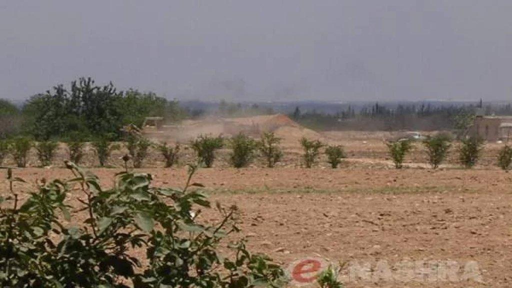الطيران الاسرائيلي قصف آلية داخل الاراضي السورية بمحاذاة الهرمل
