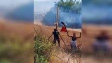 بالفيديو/ اللحظات الأخيرة للشاب محمد طحان على الحدود مع فلسطين قبل أن تصيبه نيران الجيش الإسرائيلي