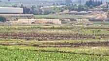 بدء الوفود المتضامنة مع فلسطين بالتجمع في العديسة وسط إجراءات أمنية مشددة