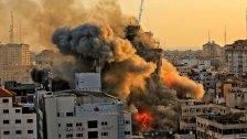 """موقع والا العبري: من الليلة يمكن البدء بالحديث عن نهاية المعركة وانتهاء حيز المناورة السياسية أمام """"إسرائيل"""" لأن قصف البرج الذي تتواجد فيه محطات لقنوات إعلامية يعتبر خطأ كبير يضاف إلى الخطأ الذي ارتكبته """"إسرائيل"""" حينما قتلت 10 من الأطفال والنساء ليلة الأمس"""