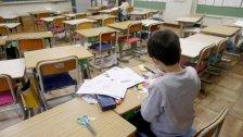 متعاقدو الأساسي والثانوي رفضوا العودة إلى التعليم الحضوري ولوحوا بالإضراب في حال المساس بحقوقهم