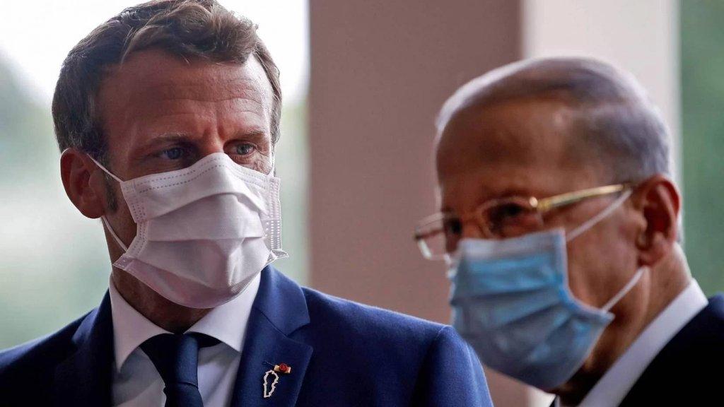 رسالة الرئيس عون الى ماكرون...«تفاصيل محدودة ومضمونها يبقى ملك الرئيس الفرنسي»