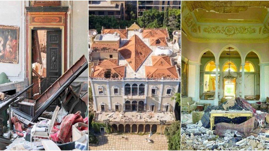 """مليون يورو من إيطاليا لإعادة تأهيل """"متحف سرسق"""" الذي تضرّر بشدّة جرّاء انفجار مرفأ بيروت"""