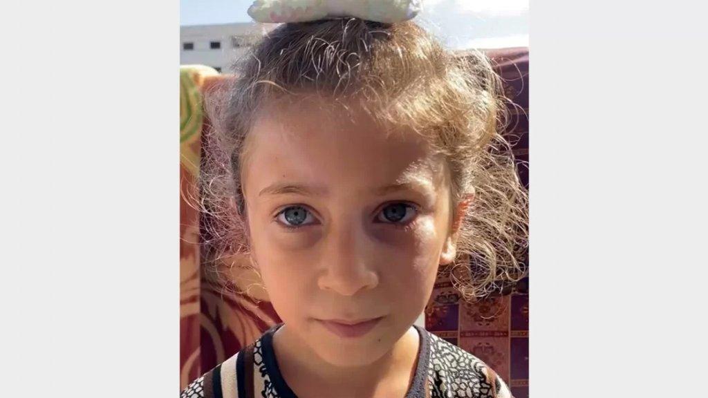 """""""مافرحناش بالعيد"""".. فيديو مؤثر للطفلة الفلسطينية """"آية""""، امنيتها هي العودة إلى منزلها وشراء ملابس العيد"""