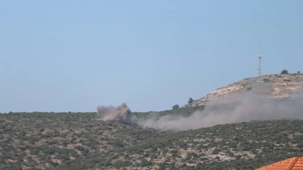 عودة الهدوء إلى المنطقة الساحلية في الجنوب بعد استهداف الاحتلال لمنطقة حرجية مفتوحة بين البياضة والناقورة بـ 16 قذيفة من عيار 155ملم