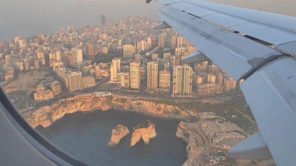 المديرية العامة للطيران المدني تحذر من رحلات وهمية بين اوروبا ولبنان وبالعكس