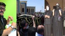 بالصور والفيديو/ مصر والعالم العربي يودعان فنان رسم الضحكة سمير غانم إلى مثواه الأخير