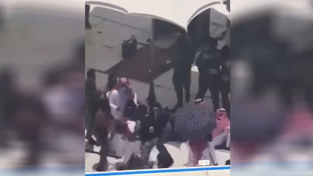 """""""الوطن السعودية"""" عن الشرطة: مهاجم منبر الحرم المكي يدعي أنه """"المهدي المنتظر""""!"""