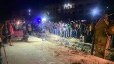 بالصور/ قتيلان بانهيار حائط في عكار خلال عملية حفر طول الطريق لإمدادها بقساطل مياه الصرف الصحي!