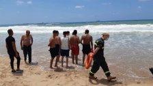 حوادث الغرق تابع.. وفاة شخص غرقاً وإنقاذ شخصين آخرين على المسبح الشعبي في صيدا