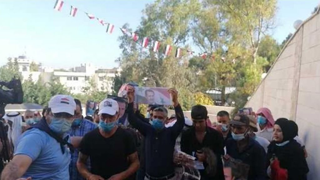 طرد سوريين من عدد من البلدات بعد مشاركتهم في الانتخابات الرئاسية السورية