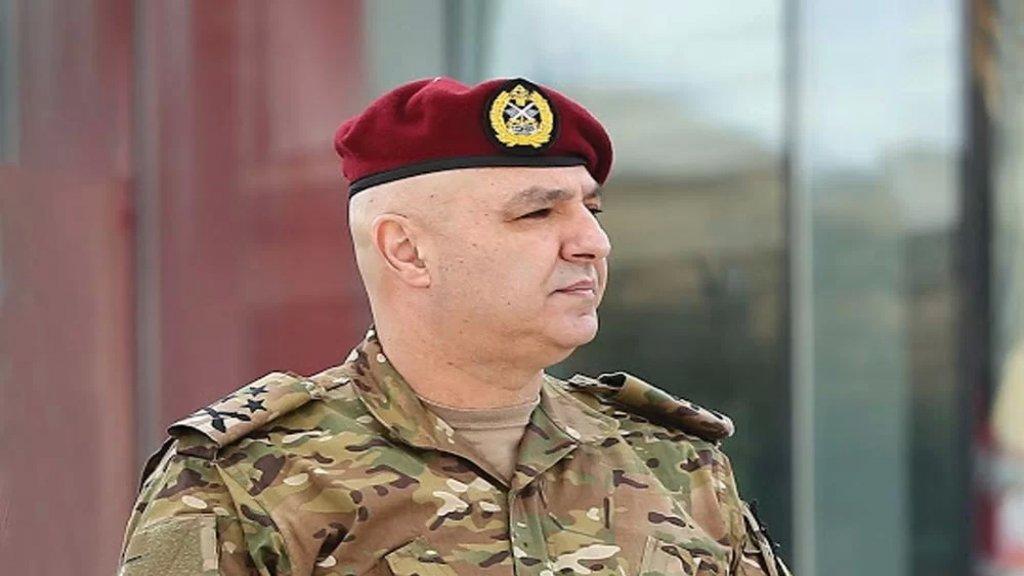 قائد الجيش: إرث التحرير مسؤوليّة كبرى نتشرّف بتحمّلها وأمانة غالية لن نفرّط بها مهما طال الزمن