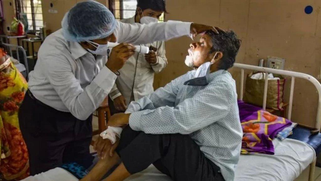 """أصيب به أكثر من 5000 مريض في الهند.. """"الفطر الأسود"""": خبراء يحددون ما يزيد من خطر انتشاره"""