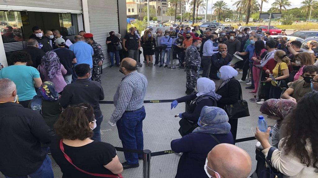"""ستاندرد أند بورز: تضرر مودعي البنوك اللبنانية """"مرجح جداً"""""""