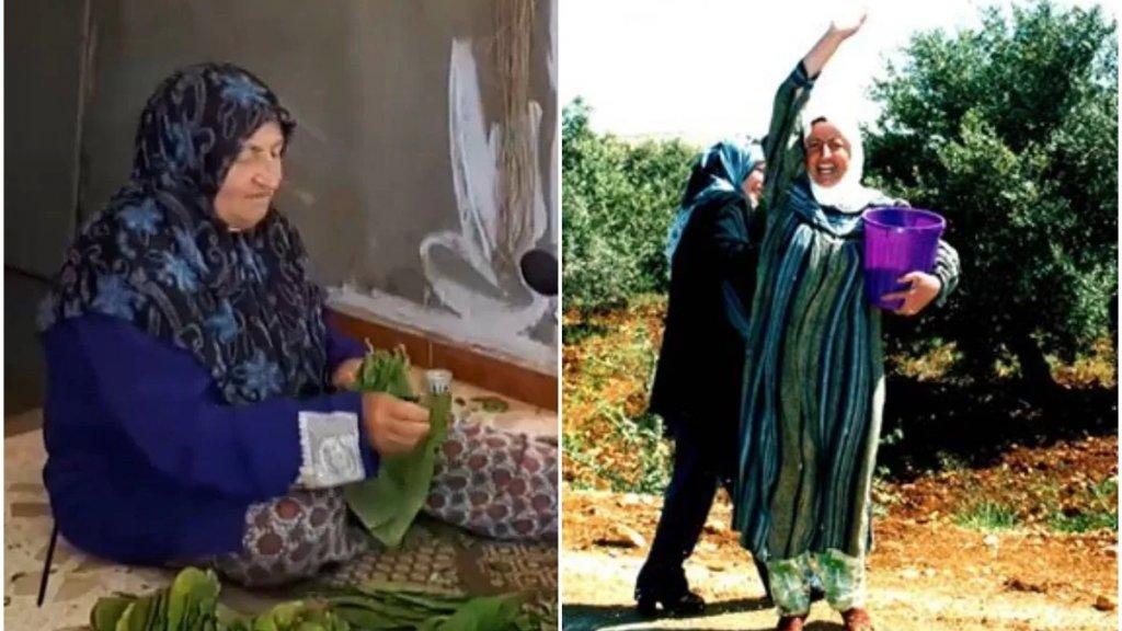 """بالفيديو/ """"الحمدلله اللي تْحررني""""..صاحبة العبارة الشهيرة """"الحاجة فاطمة"""" تستذكر تلك اللحظات بعد واحد وعشرين عاماً"""