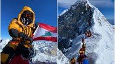 """بالصور/ اللبنانية """"روان دقيق"""" تحقق انجازاً جديداً..  إبنة الـ20 ربيعاً تنجح في تسلق قمة """"ايفرست"""" الاعلى في العالم وتسعى لتسلق قمة آلاسكا في صيف 2022!"""