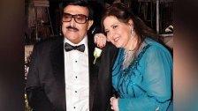 """دلال عبدالعزيز لا تعرف بوفاة زوجها سمير غانم... وعائلتها: """"بنخبّي عنها لدرجة إننا بنمثّل"""""""