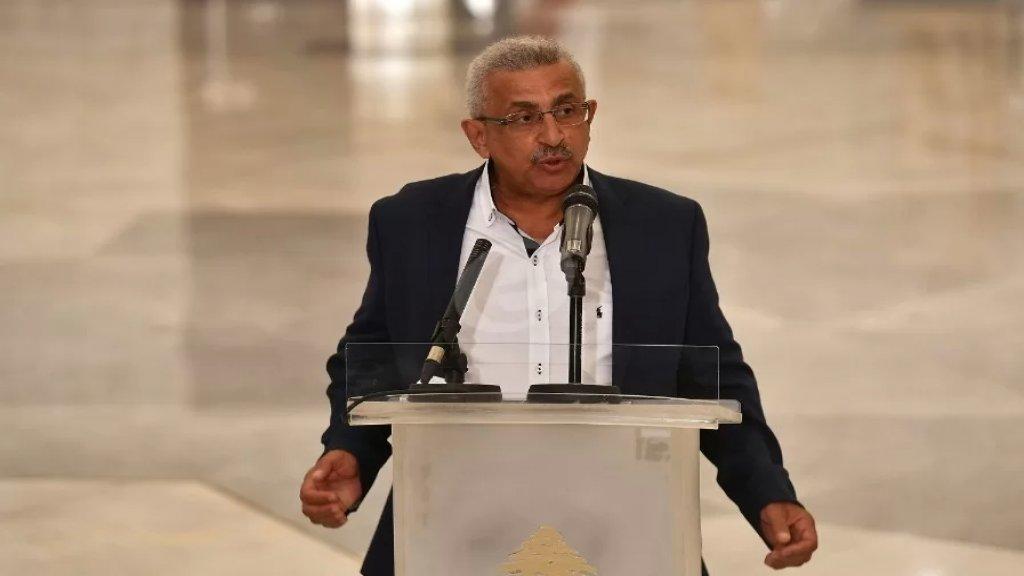 أسامة سعد: تنتهك الحقوق وتحضر الإعاشة... بعض من الانسانية وكثير من الذل