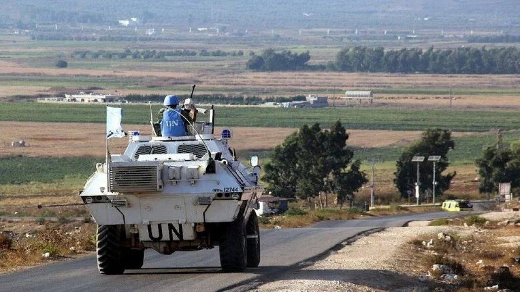 اليونيفيل: سلمنا أحد مواقعنا في جنوب بلدة الطيري إلى القوات المسلحة اللبنانية
