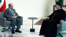 بالصور/ إليكم التشكيلتين الحكوميتين اللتين قدّمهما الرئيس عون للبطريرك الراعي