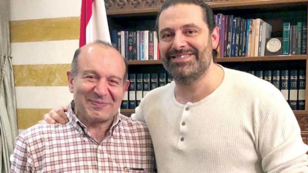 """مصطفى علوش: """"الرئيس المكلف سعد الحريري سيكون في بيروت في الساعات الـ24 المقبلة"""""""