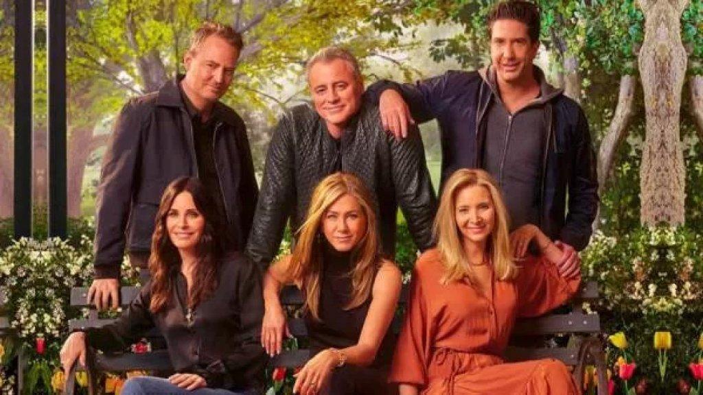 فوربس: 1.4 مليار دولار أرباح نجوم وصناع مسلسل Friends على مدار 10 سنوات