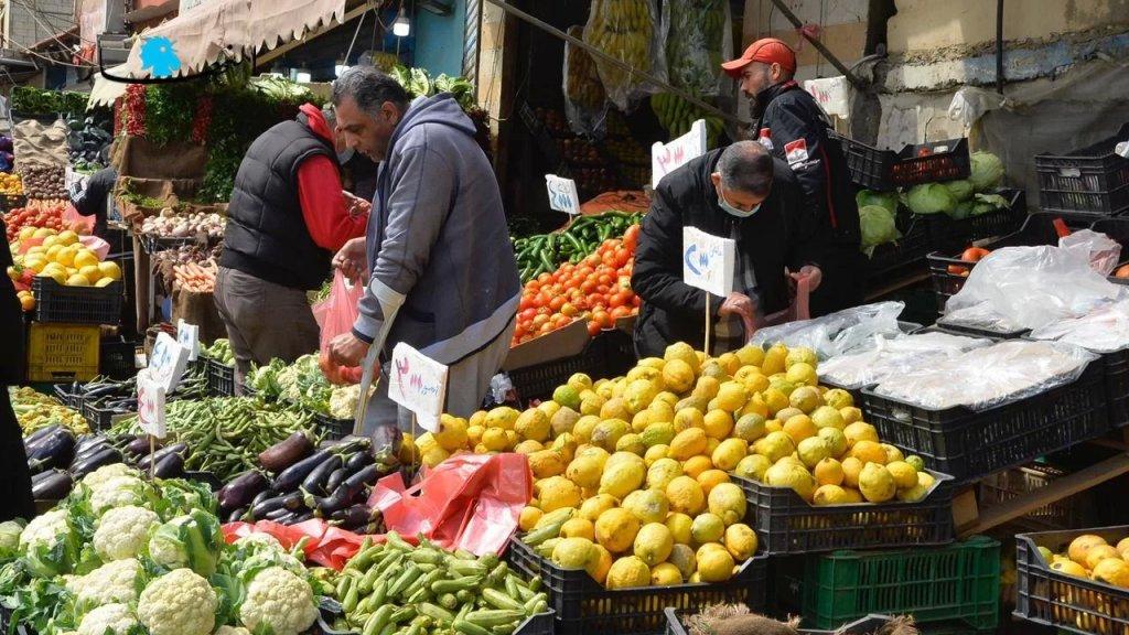 البنك الدولي: أسعار المواد الغذائية في لبنان الأعلى في منطقة الشرق الأوسط وشمال أفريقيا