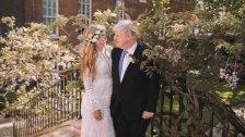 عن زفاف رئيس الوزراء البريطاني بوريس جونسون... العروس استأجرت الفستان مقابل 60 دولار فقط والحفل أقيم في مكان إقامة جونسون بشكل بسيط!