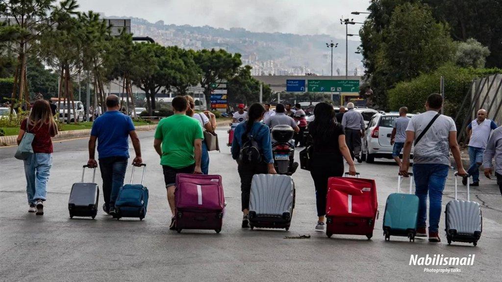 سفيرة دولة صاحبة تاريخ في هجرة اللبنانيين إليها تؤكد: عدد طلبات الهجرة لعائلات بأكملها تجاوزت في نيسان الماضي 62 ألف طلب (النهار)