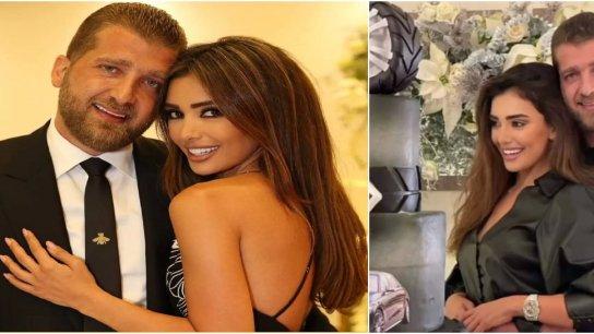"""جيسيكا عازار عن زواجها: لبنان يشبهني أنا ومحمد و""""اللي مش عاجبو يدقّ راسو بالحيط"""""""
