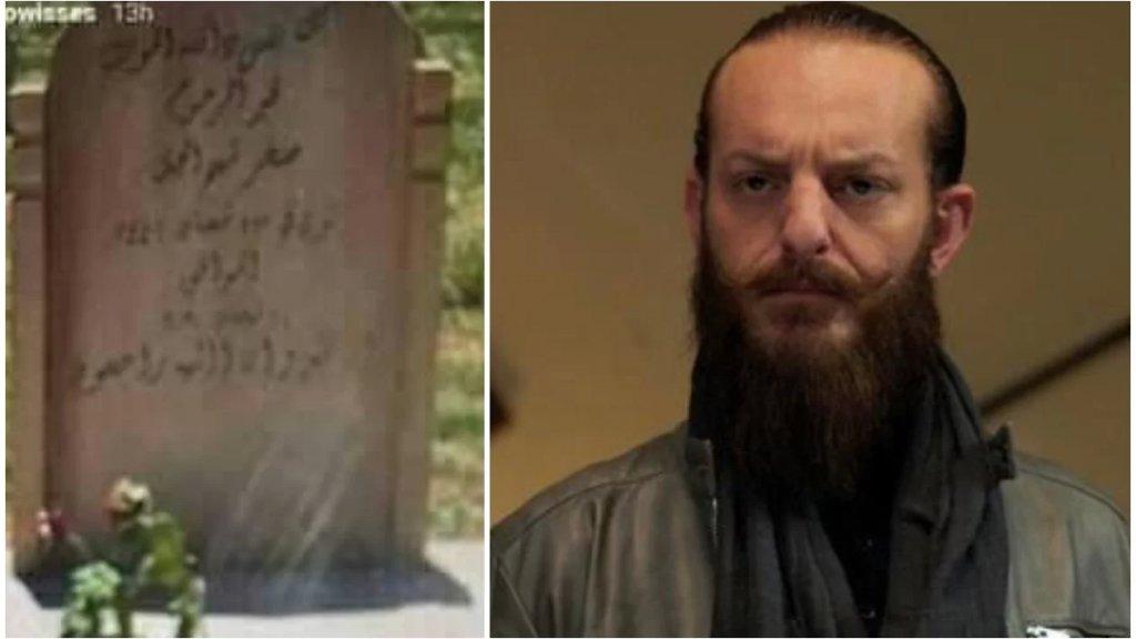 أويس مخللاتي ينشر صورة قبر «صخر» ويفتح النار على «الهيبة 5»: «مهزلة..في أبيخ؟»