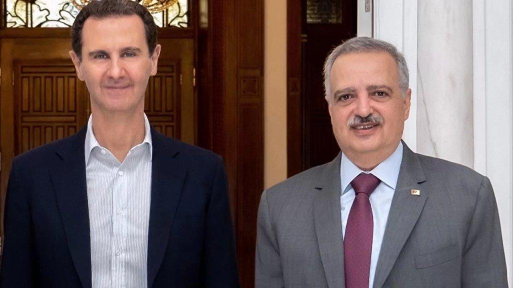 أرسلان أول سياسي لبناني يزور الأسد بعد إعادة إنتخابه