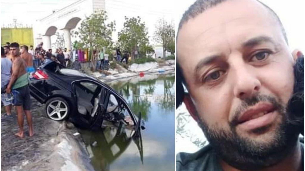 دبعال تنعى الشاب قاسم سامي كمال... أحد ضحايا حادثة المنصوري المأساوية حيث سقطت سيارته في إحدى البرك الزراعية