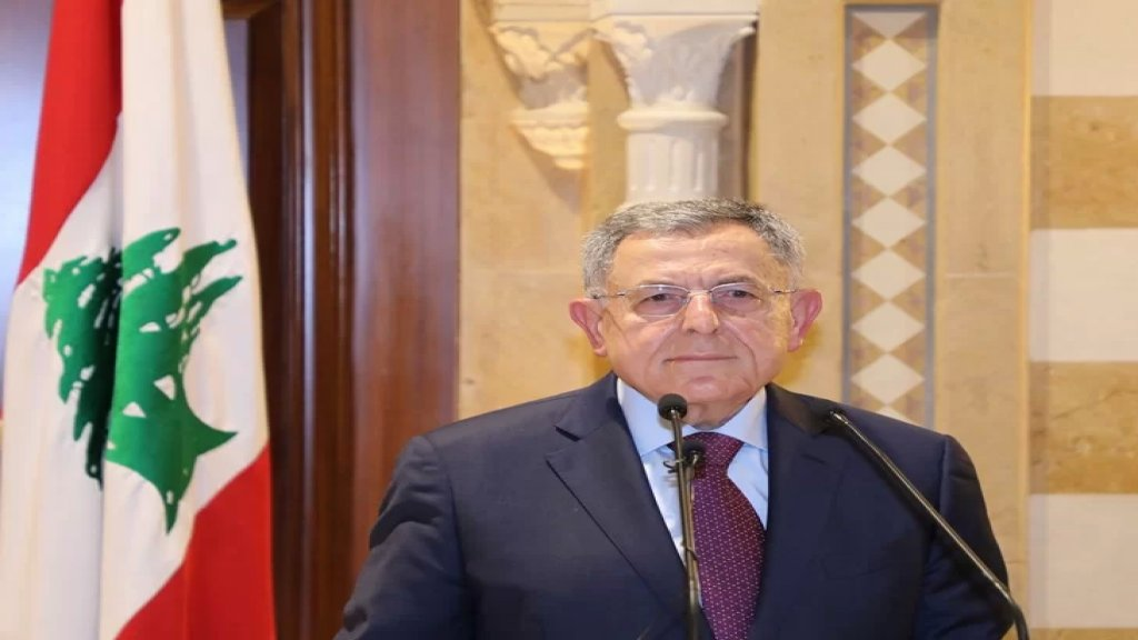 السنيورة: الدولة مخطوفة وقرارها الحر مخطوف والدستور اللبناني مخطوف
