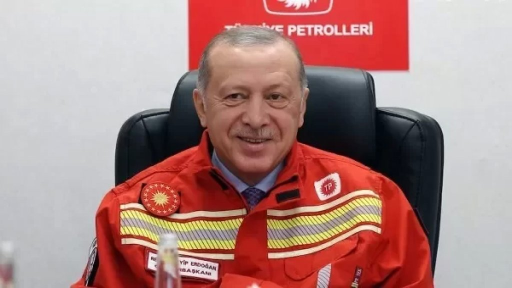 """اردوغان يعلن اكتشاف كمية جديدة من الغاز الطبيعي في البحر الأسود ويتوقع مزيدًا من """"الأخبار السارة"""" لتركيا"""