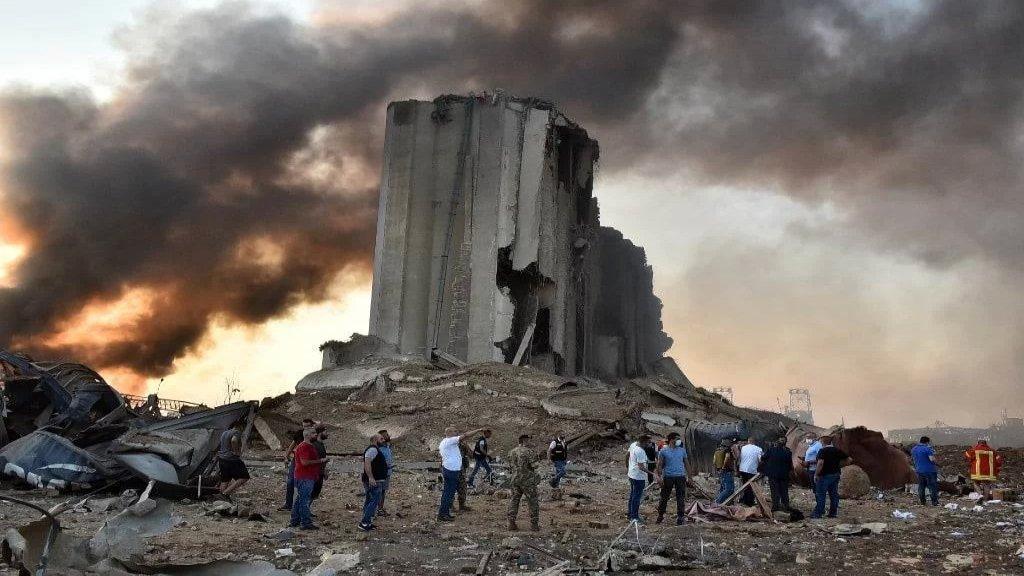 مشروع DAWERR: أوصينا بتعليق فرز مخلفات انفجار المرفأ بعدما تبين احتواؤها مادة الأسبستوس المسرطنة
