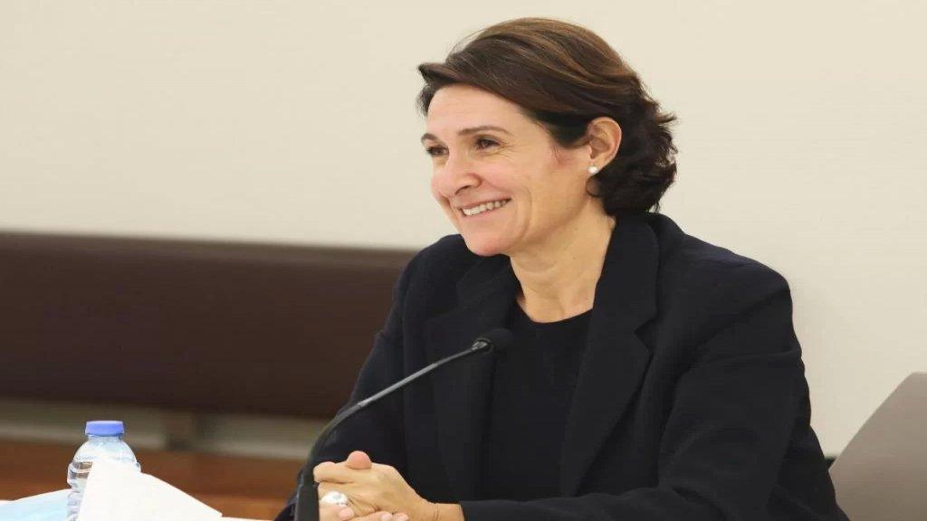 سفيرة فرنسا: جنوب مستقر يعني لبنان مستقرا