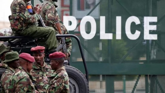 رجال كينيون يشكون من عنف زوجاتهم المتزايد ضدهم... شكَّلوا مجموعة مساعدة لطلب الدعم من جانب الحكومة