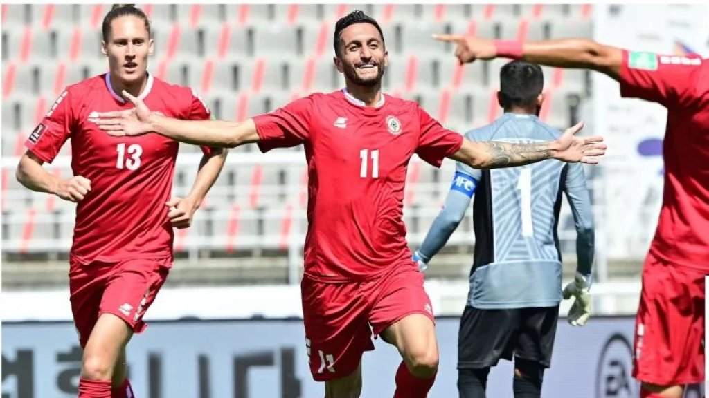 لبنان يفوز على سريلانكا متصدرًا المجموعة الثامنة من التصفيات المزدوجة