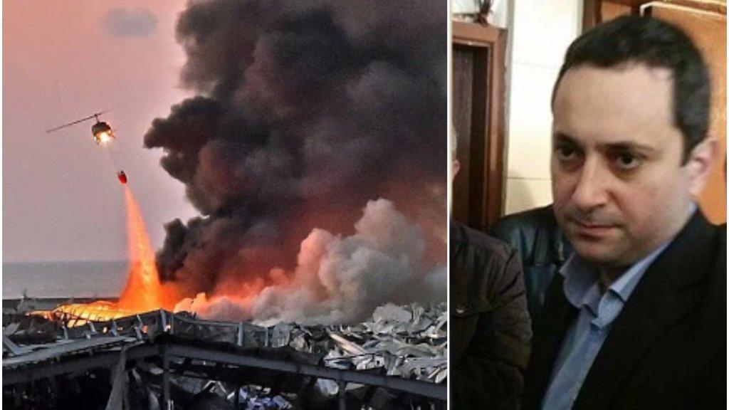 المحقق العدلي القاضي طارق البيطار: لم أحدد أي فرضية تم استبعادها بنسبة كبيرة... وما ذكر عن انفجار المرفأ تحليلات صادرة عن وسائل الإعلام