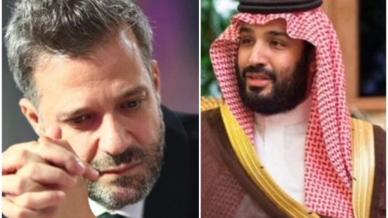 """زين العمر: """"محمد بن سلمان أمل الشباب العربي.. يا ريت عندنا في لبنان قائد متلك"""""""