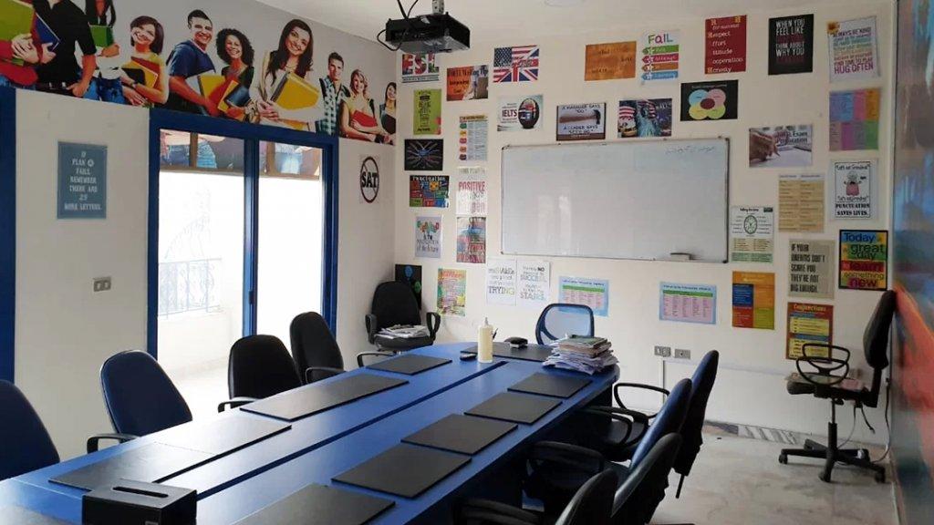 بالصور/ معهد مُرخّص من وزارة التربية معروض للبيع مع كامل المعدات في بيروت