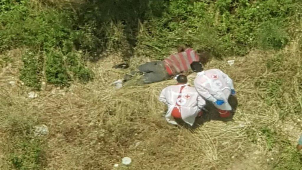 بالفيديو/ مواطن يلقي نفسه من على جسر كازينو لبنان.. توفي على الفور