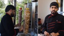 بالفيديو/ علّق الشاورما في منزله.. شاب لبناني دفعته الأزمة إلى تحويل منزل والديه في النبطية لمطعم!